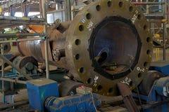 Pressure vessel Stock Photo