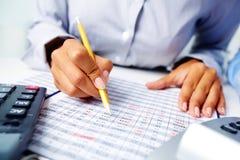 Pressure of work Royalty Free Stock Image