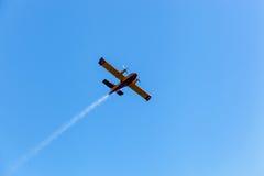 Prestazione aerea fotografie stock libere da diritti