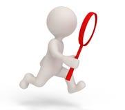 Preste serviços de manutenção à busca do homem Imagem de Stock