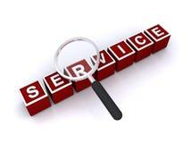 Preste serviços de manutenção à ilustração Fotografia de Stock Royalty Free