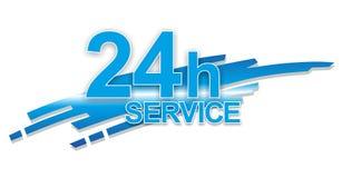 Preste serviços de manutenção ao sinal Imagens de Stock Royalty Free