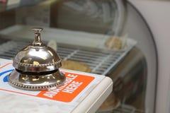 Preste serviços de manutenção ao sino Imagens de Stock Royalty Free