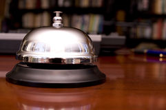 Preste serviços de manutenção a Bell Imagens de Stock
