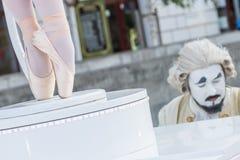Prestiż Eventi Włochy teraźniejszość Fotografia Stock