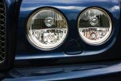 Prestigieuze auto Royalty-vrije Stock Foto
