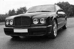 Prestigious car Royalty Free Stock Photography