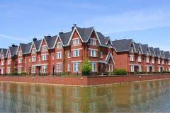 Prestigious condominium. royalty free stock photos