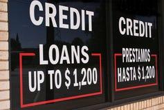 Prestiti Immagini Stock Libere da Diritti