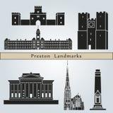 Preston Landmarks Royalty Free Stock Photos