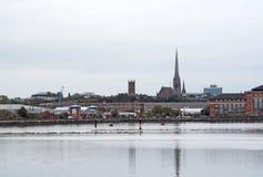 Preston waterfront Stock Images