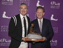 Preston Whiteway and John Logan at the 19th Annual Monte Cristo Award