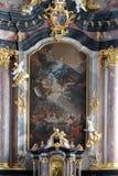 Presupposto del Virgin Mary Immagini Stock