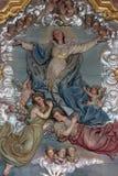 Presupposto del Virgin Mary Immagine Stock Libera da Diritti