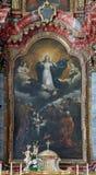 Presupposto del Virgin Mary Immagine Stock