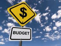 presupuesto Foto de archivo