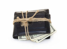 Presupuesto apretado fotografía de archivo libre de regalías
