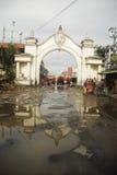PRESUPUESTO DE LEVANTAMIENTO DE LA INFRAESTRUCTURA DE INDONESIA Fotografía de archivo libre de regalías