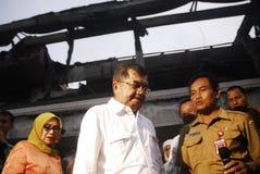 PRESUPUESTO DE LEVANTAMIENTO DE LA INFRAESTRUCTURA DE INDONESIA Imagen de archivo