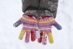 Pret 4 van de sneeuw royalty-vrije stock foto's
