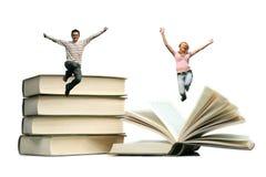 Pret en onderwijs Stock Fotografie