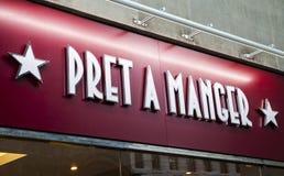 Pret Manger 库存图片