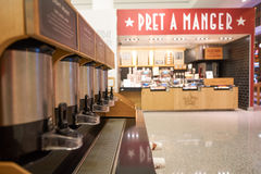 Pret a Manger Stock Photography