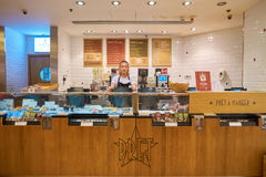 Pret a Manger Royalty Free Stock Photography