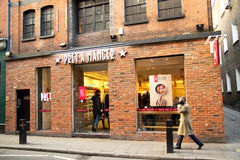 Pret a manger Royalty Free Stock Photo