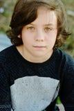 Preteen boy Royalty Free Stock Image