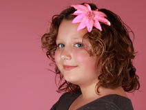Preteen girl Stock Images