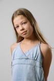 Preteen girl Stock Photo