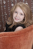 Preteen Model Royalty Free Stock Image