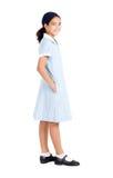 Preteen Schoolgirl Royalty Free Stock Image