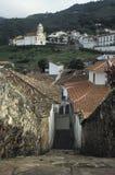 Preto de Ouro, el Brasil Foto de archivo libre de regalías