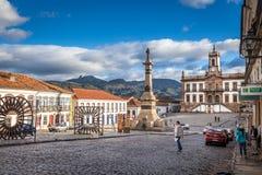 Preto de Ouro, el Brasil Imagen de archivo