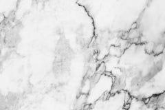 Preto e branco & x28 de mármore naturais abstratos de mármore; gray& x29; para o projeto Imagem de Stock Royalty Free