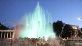Preto-montanha-lugar, noites vídeos de arquivo