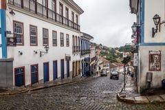 Preto van Ouro, Brazilië Stock Foto
