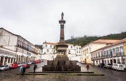 Preto van Ouro, Brazilië Royalty-vrije Stock Afbeelding