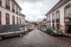 Preto van Ouro, Brazilië Royalty-vrije Stock Foto
