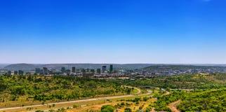 PRETORIA, Afrique du Sud Image libre de droits