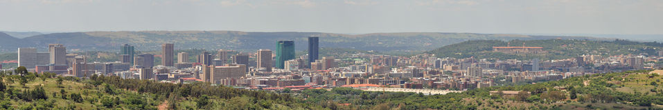 Pretoria Panorama Royalty Free Stock Photography