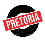 Pretoria rubber stamp Stock Images