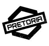 Pretoria rubber stamp Royalty Free Stock Photos