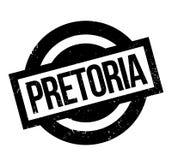 Pretoria rubber stamp Royalty Free Stock Image