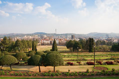 Pretoria stad Arkivbilder