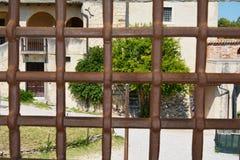Pretorio palace, Asolo, Italy Royalty Free Stock Photo