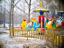 Pretpark Royalty-vrije Stock Foto's