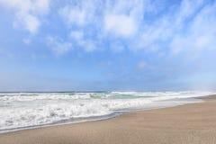 Prettige Vreedzame Middag - het Punt Reyes National Seashore van Californië ` s royalty-vrije stock foto's